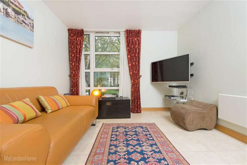1 Bedroom Property for sale in Neville House, Page Street, Westminster, London, SW1P