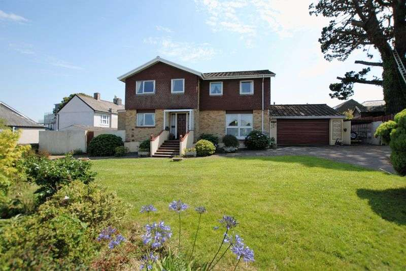 5 Bedrooms Detached House for sale in Saltash