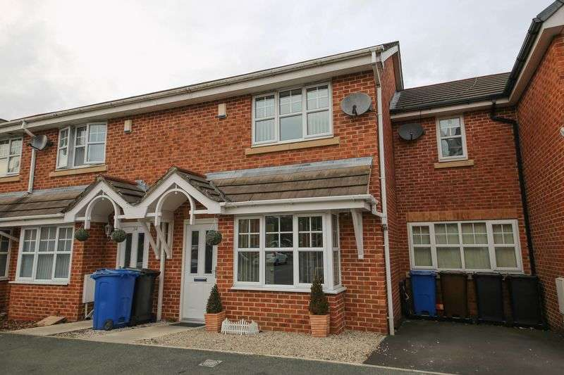 3 Bedrooms Terraced House for sale in Fieldings Close, Pemberton, Wigan