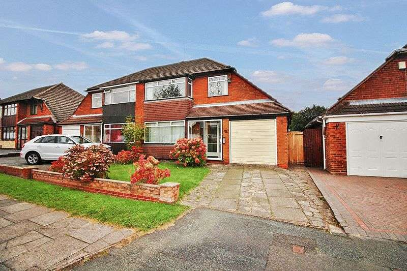 3 Bedrooms Semi Detached House for sale in Spondon Road, Wednesfield