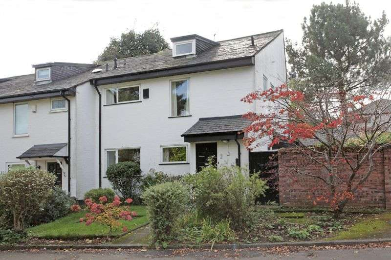 3 Bedrooms Semi Detached House for sale in Birchdale, St. Mary's Road, Bowdon