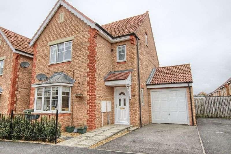 4 Bedrooms Detached House for sale in Hatchlands Park, Ingleby Barwick
