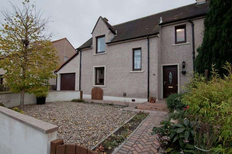 3 Bedrooms Semi Detached House for sale in South Pilmuir Road, Clackmannan