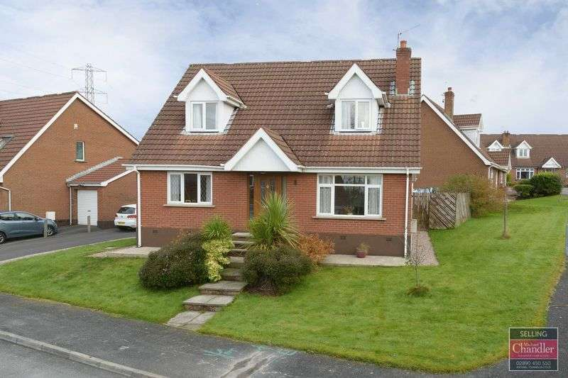 4 Bedrooms Detached House for sale in 104 Upper Malvern Park, Belfast, BT8 6TE