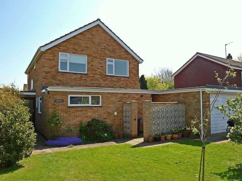 4 Bedrooms Detached House for sale in Worlingham