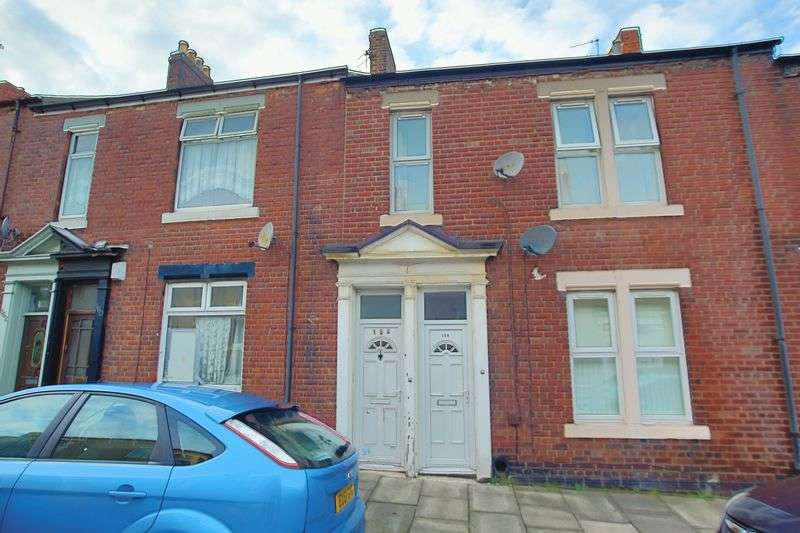2 Bedrooms Flat for sale in Eglesfield Road, South Shields