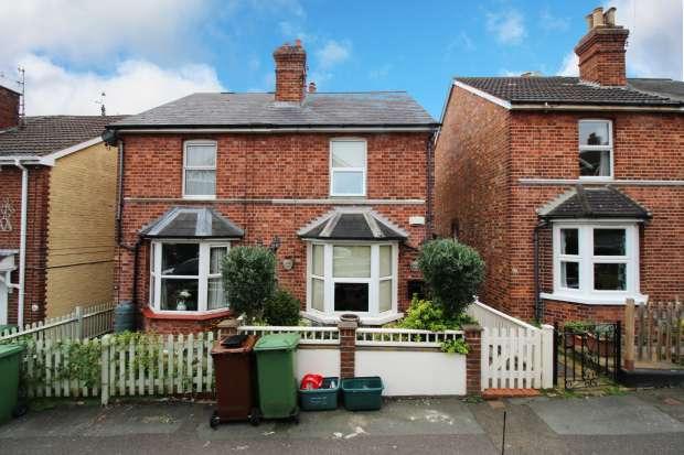 2 Bedrooms Semi Detached House for sale in Cambrian Road, Tunbridge Wells, Kent, TN4 9HJ