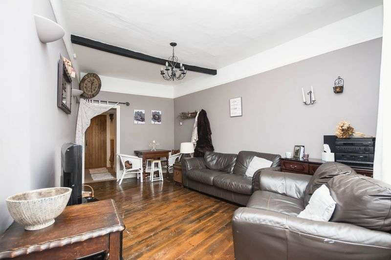 3 Bedrooms Terraced House for sale in Old Exeter Street, Chudleigh