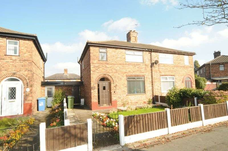 3 Bedrooms House for sale in Kingsway South, Latchford, Warrington