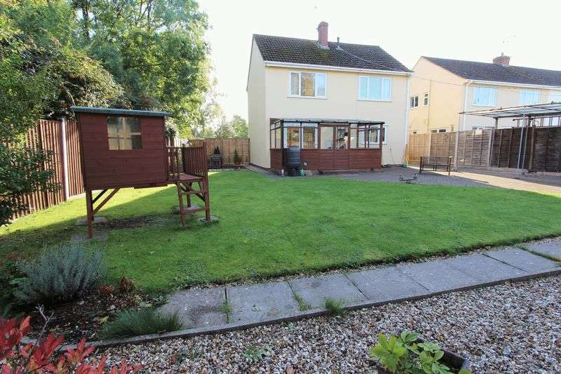 3 Bedrooms Detached House for sale in Gillingstool, Thornbury