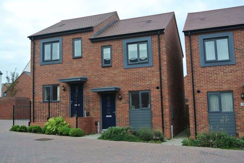 2 Bedrooms Semi Detached House for sale in Light Lane, Lawley Village, Telford, Shropshire.