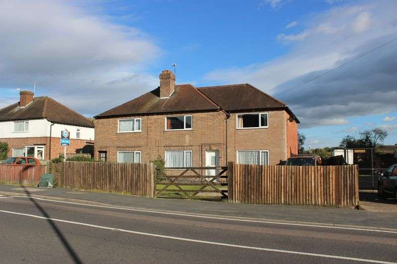 4 Bedrooms Semi Detached House for sale in Wanlip Lane, Leicester