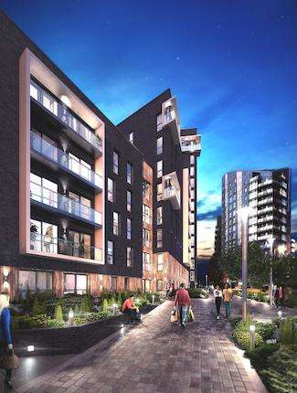 1 Bedroom Property for sale in X1 Aire, , LS9 8NQ