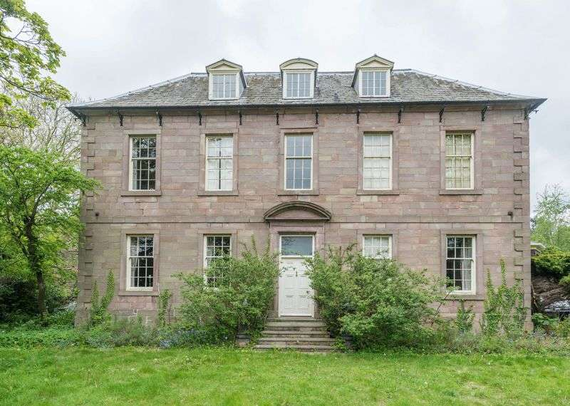 7 Bedrooms Semi Detached House for sale in The Old Rectory, Union Street, Harthill, S26 7YG - Incredible home within substantial gardens
