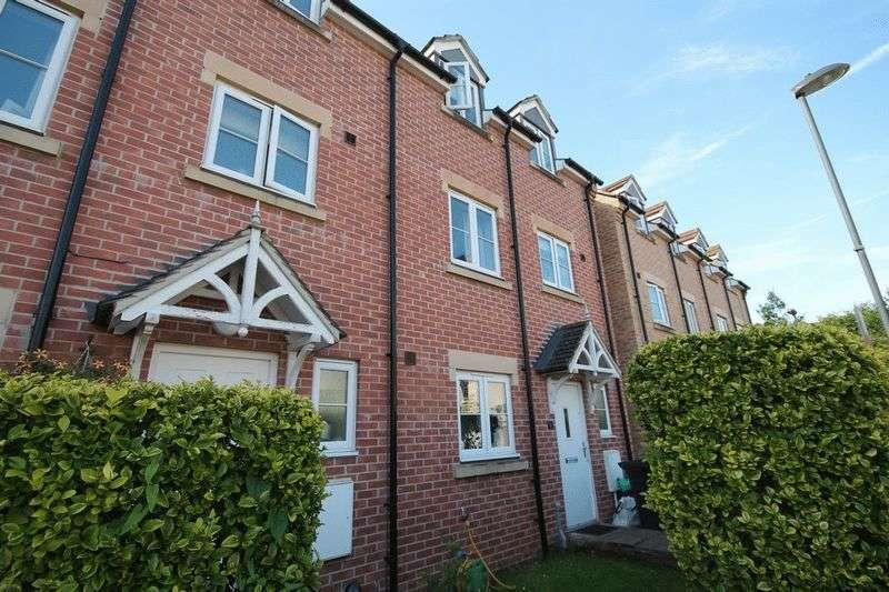 4 Bedrooms Semi Detached House for sale in Laddon Mead, Brimsham Park