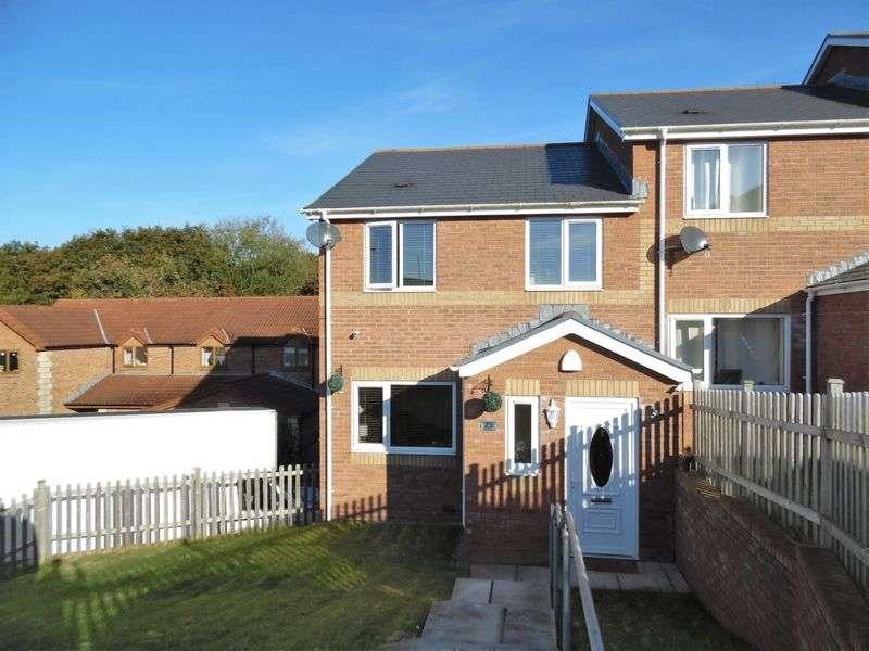 3 Bedrooms House for sale in Cwmcoed Bettws Bridgend CF32 8SW