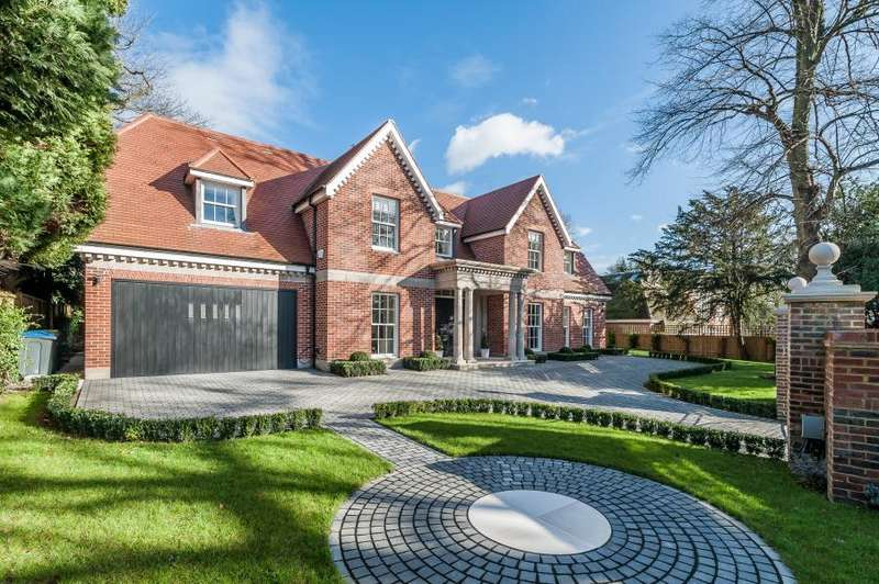 5 Bedrooms Detached House for sale in Coombe Lane West, Coombe, Kingston upon Thames KT2