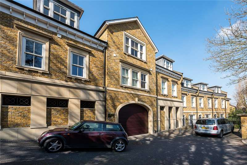 1 Bedroom Flat for sale in Kingswood Court, Marchmont Road, Richmond, TW10