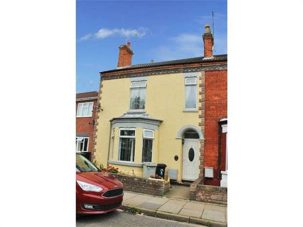 3 Bedrooms End Of Terrace House for sale in Robin Hood Road, Skegness, Lincolnshire