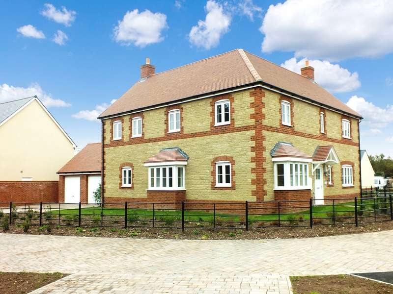 5 Bedrooms Detached House for sale in Uffington