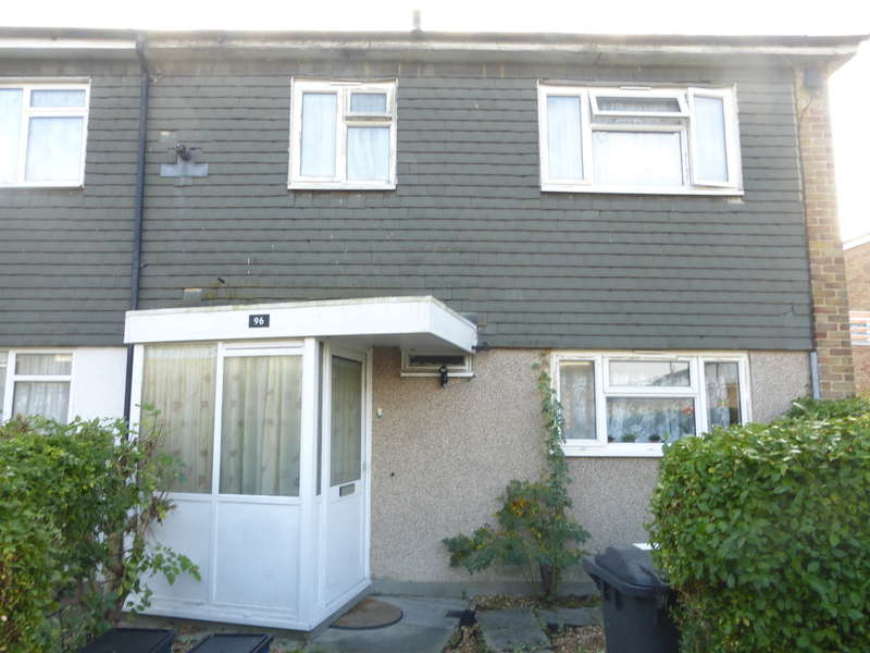 3 Bedrooms End Of Terrace House for sale in Elmside, New Addington, Croydon, CR0 9DW