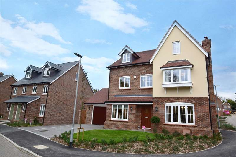 5 Bedrooms House for sale in Buchanan Way, Binfield, Berkshire, RG42