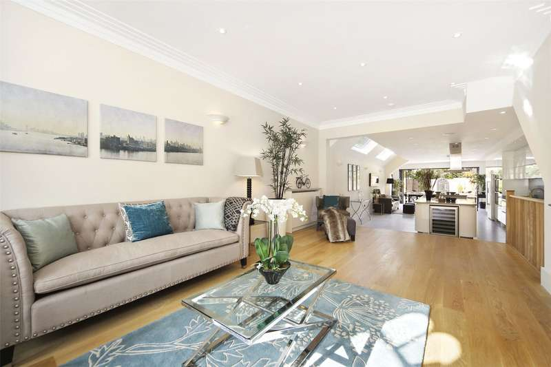 4 Bedrooms Terraced House for sale in Kenyon Street, Alphabet Streets, Fulham, SW6