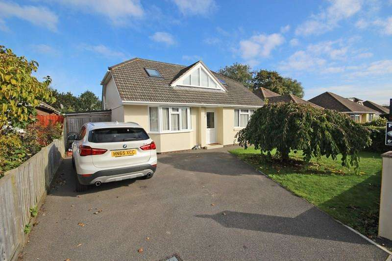 3 Bedrooms Chalet House for sale in Longfield Road, Hordle, Lymington