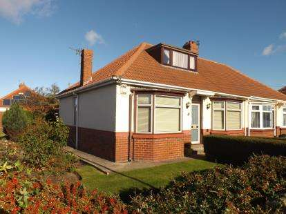 4 Bedrooms Bungalow for sale in Northfield Gardens, South Shields, Tyne and Wear, NE34