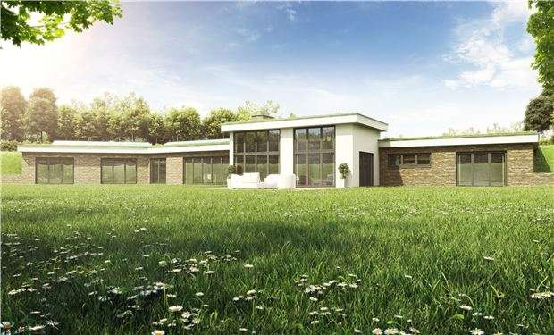 Property for sale in Building Plot 1 OR Building Plot 2 The Reddings, Fretherne, Saul, Gloucestershire, GL2 7JQ