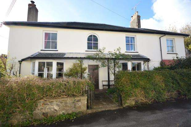 5 Bedrooms Link Detached House for sale in Drewsteignton, Devon