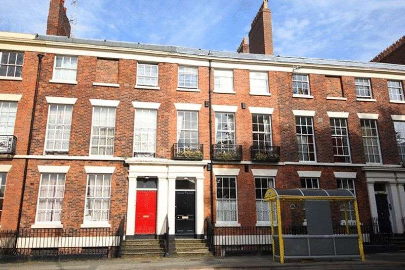 2 Bedrooms Flat for sale in Catharine Street, Georgian Quarter, Liverpool, L8