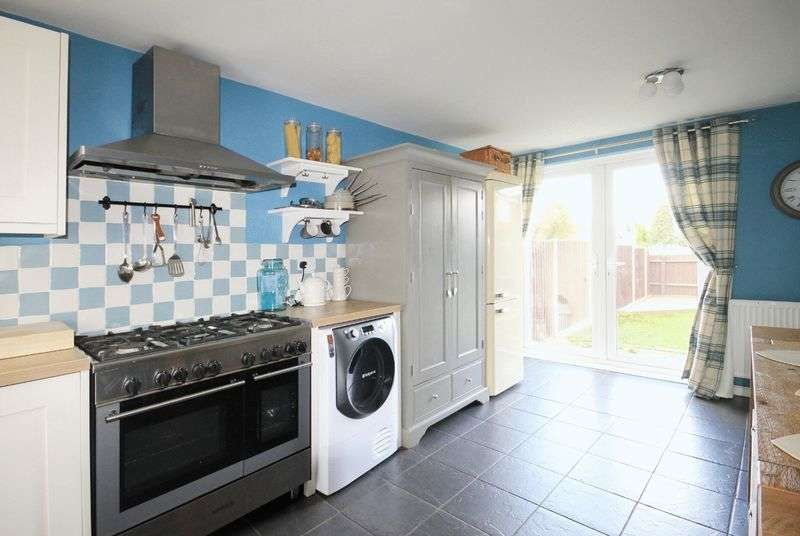 3 Bedrooms Terraced House for sale in MORNINGSIDE CLOSE, ALLENTON