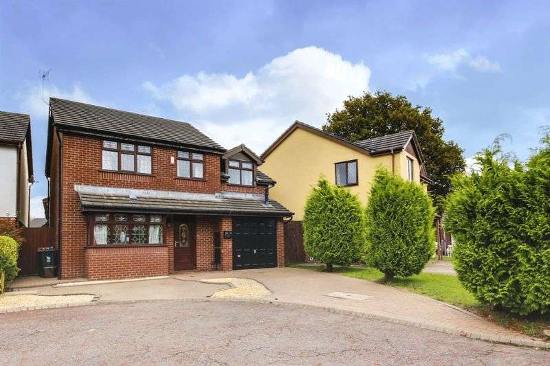 4 Bedrooms Detached House for sale in Mallards Reach, Cardiff