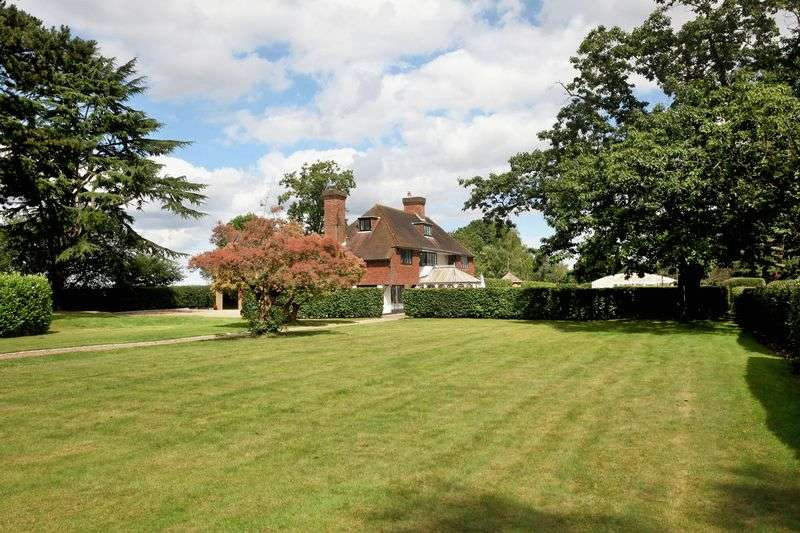 6 Bedrooms Detached House for sale in Narcot Lane, Chalfont St. Giles