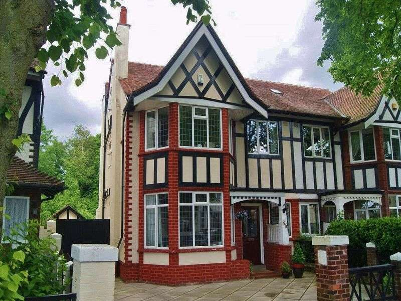 5 Bedrooms Semi Detached House for sale in Grange Road, Southport