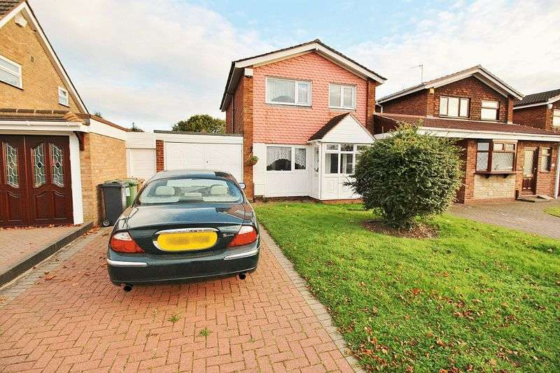 3 Bedrooms House for sale in Perry Hall Drive, Summer Hayes, Willenhall