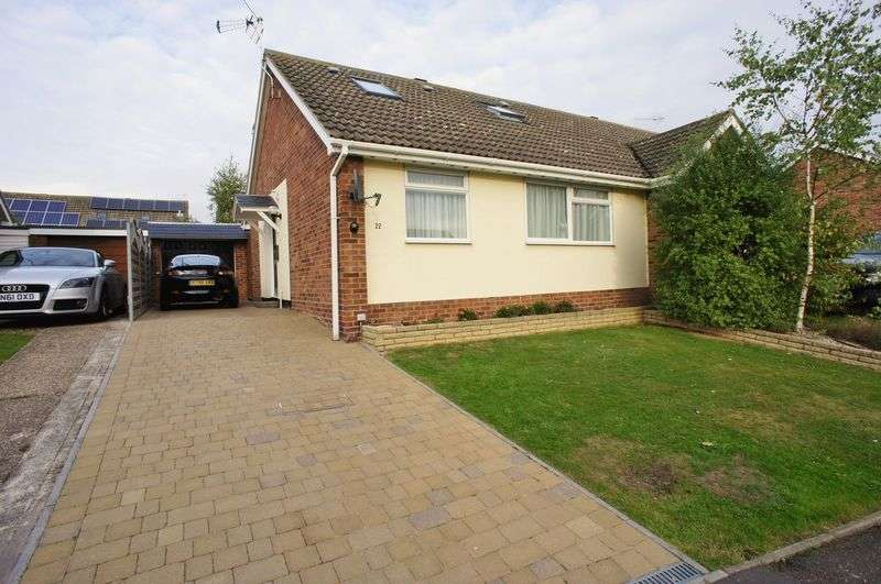 3 Bedrooms Semi Detached Bungalow for sale in Park Drive, Brightlingsea