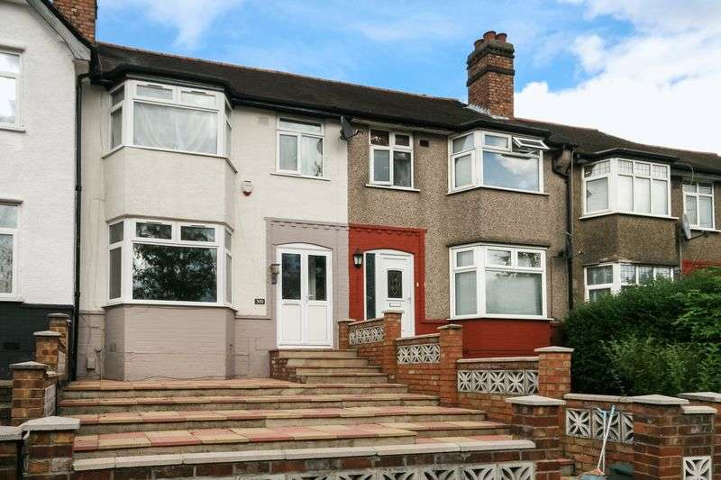 3 Bedrooms Terraced House for sale in Whitton Avenue East, Greenford