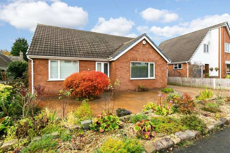 2 Bedrooms Detached Bungalow for sale in Queensway, Shevington, WN6 8HX