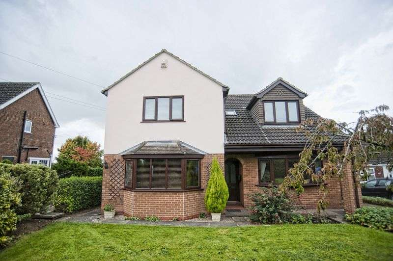 4 Bedrooms Detached House for sale in Burnham Road, Doncaster, North Lincolnshire, DN9