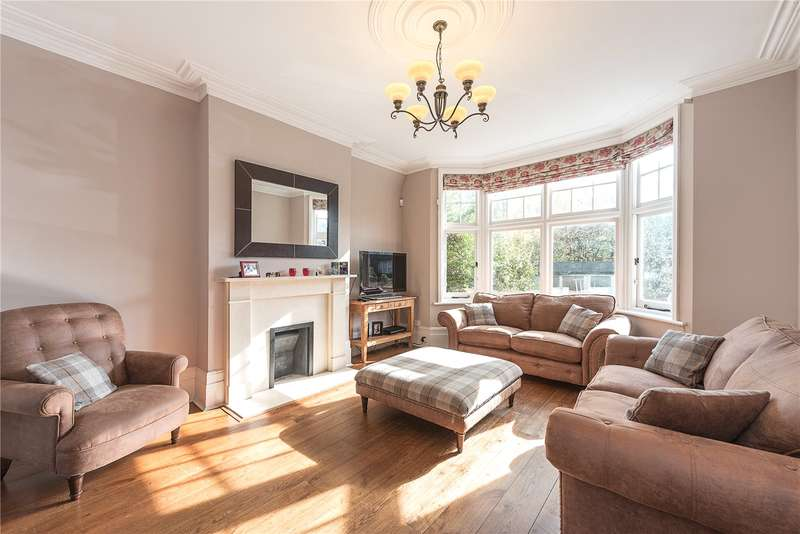 4 Bedrooms Terraced House for sale in Etheldene Avenue, Muswell Hill, London, N10