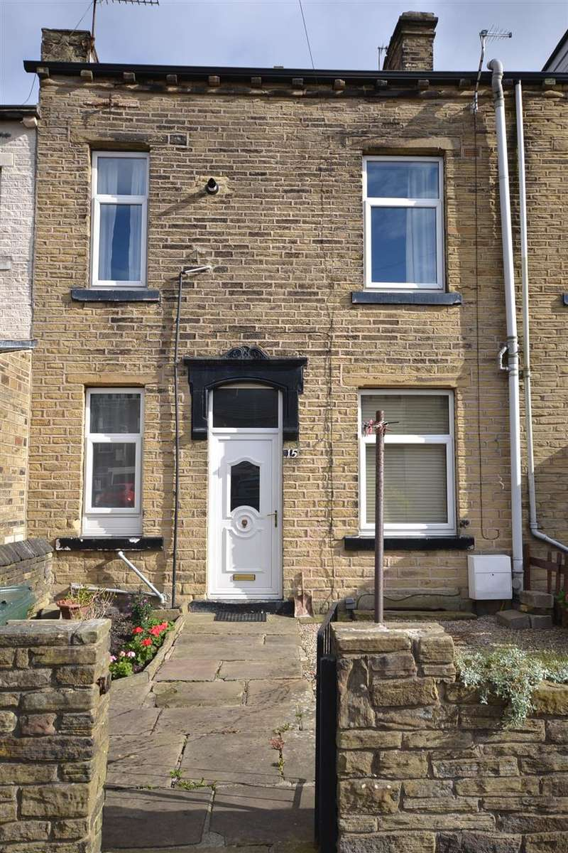3 Bedrooms Terraced House for sale in Fletton Terrace, Bradford