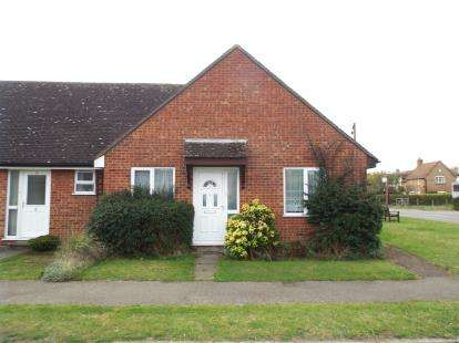2 Bedrooms Semi Detached House for sale in Howard Close, Cardington, Bedford, Bedfordshire