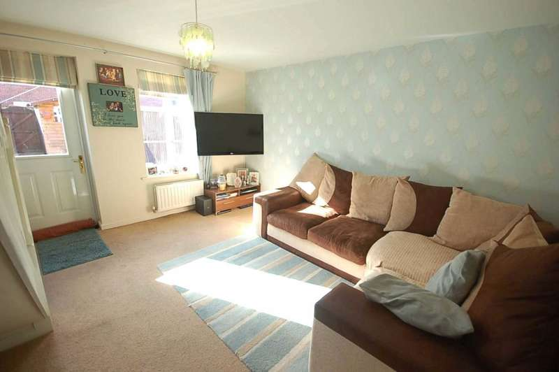 2 Bedrooms Mews House for sale in Douglas Avenue, Wesham