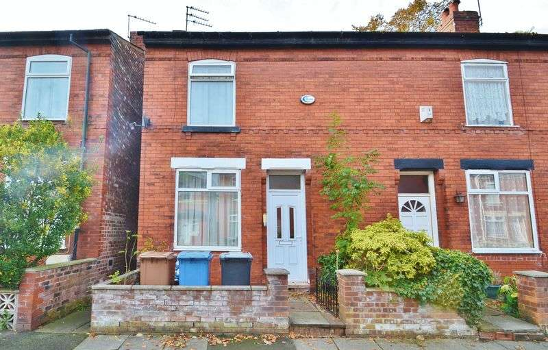 2 Bedrooms Terraced House for sale in Woodfield Grove, Manchester