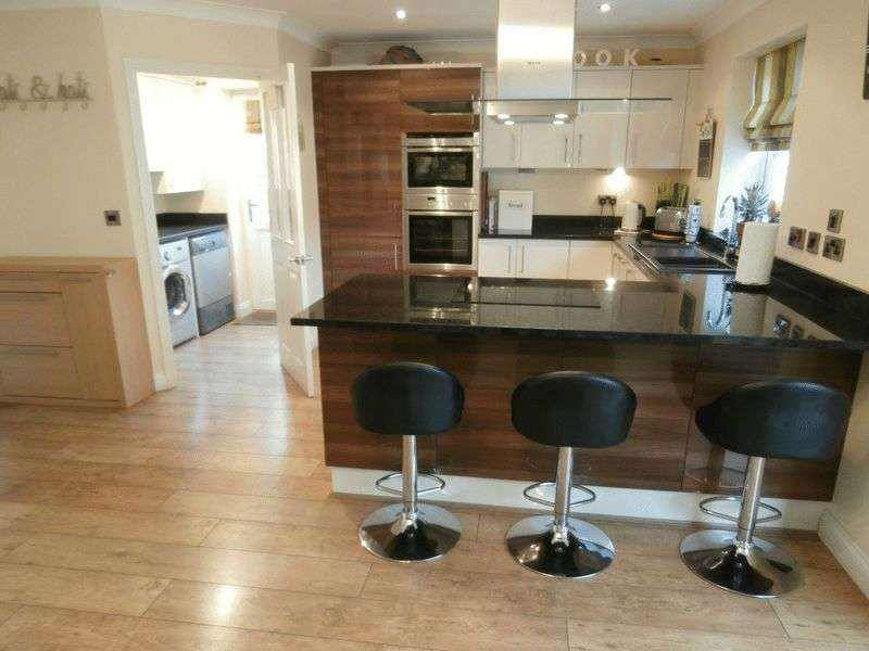 4 Bedrooms Detached House for sale in Astley Close, Hedon