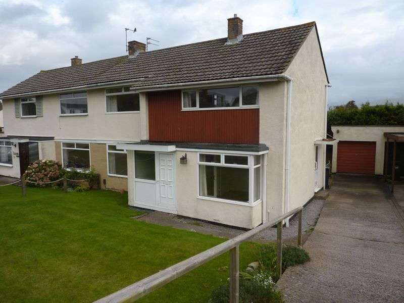 3 Bedrooms Semi Detached House for sale in Three bedroom house in popular location