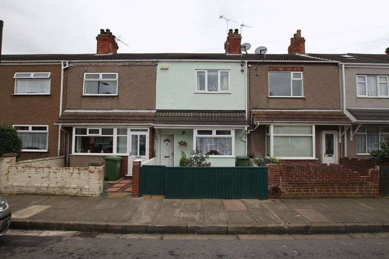2 Bedrooms Terraced House for sale in LOVETT STREET, CLEETHORPES