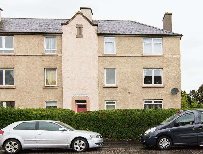 2 Bedrooms Flat for sale in 143/4 Hutchison Road, Slateford, Edinburgh, EH14 1PG